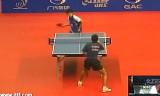 【卓球】 アンダー21の試合 ブラジルオープン2012