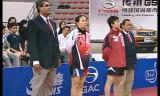 【卓球】 金キョン娥VS馮天薇(女子決勝)ブラジルオープン2012