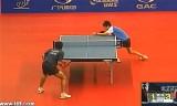 【卓球】 デサイVSジョーティ(U21) ブラジルオープン2012