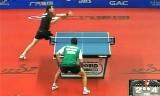 【卓球】 フレイタスVSモンテイロ ブラジルオープン2012