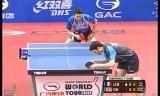 【卓球】 呉尚垠VSルベッソン(準決)ブラジルオープン2012