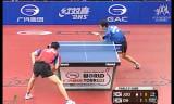 【卓球】 呉尚垠VS朱世赫(決勝戦) ブラジルオープン2012