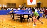 【卓球】 下山隆VS柴田健一(2)日本卓球リーグ2012