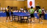 【卓球】 坂本/笠原VS柴田/河又1/4 日本リーグ2012