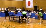 【卓球】 坂本/笠原VS柴田/河又3/4 日本リーグ2012