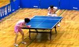 【卓球】 石垣優香 VS 加藤美優 3/3 日本リーグ2012