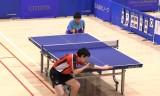 【卓球】 龍崎東寅VS伊東伸也 (2部) 日本リーグ2012