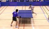 【卓球】 軽部隆介VS高木和卓(アート) 日本リーグ2012