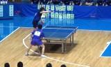 【卓球】 神巧也VS松生直明 春季関東学生リーグ2012