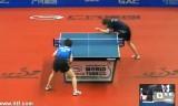 【卓球】 小野思保VS唐イェ序(2回戦)ブラジルオープン2012