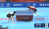 【卓球】 馬龍VS張継科 五輪エキシビジョンマッチ