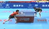 【卓球】 馬龍VS閻安 五輪エキシビジョンマッチ