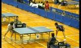 【卓球】 大矢英俊VS平屋広大2 全日本実業団2012