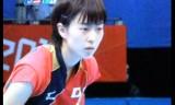 【卓球】 石川佳純VSカンビン ロンドン五輪2012