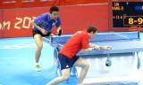 【卓球】 ドリンコールVSヤンツー ロンドン五輪2012