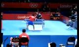 【卓球】 朱世赫VSキムヒョクボン ロンドン五輪2012