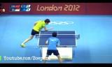 【卓球】 丁寧VS馮天薇(ベストラリー) ロンドン五輪2012