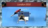 【卓球】 オフチャロフ VS メイス ロンドン五輪2012