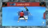 【卓球】 サムソノフVSヘンゼル ロンドン五輪2012