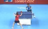 【卓球】 日本VSシンガポール(ハイライト) ロンドン五輪2012