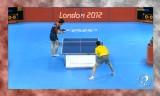 【卓球】 水谷隼VS江天一(男団体)ロンドン五輪2012