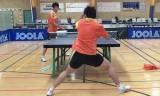 中国卓球から学ぶ中国フットワーク技術1