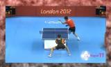 【卓球】 張継科VSボル(団体) ロンドン五輪2012