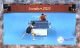 【卓球】 馬龍VS柳承敏(団体戦) ロンドン五輪2012