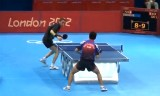 【卓球】 朱世赫VSフレイタス(貴重)ロンドン五輪2012