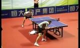 中国でのメイスとパーソンの練習映像紹介