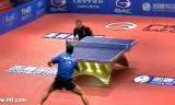 【卓球】 王励勤VS馬琳(準決勝)ハーモニーチャイナオープン2012