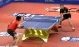 【卓球】 町飛鳥VS馬琳(準々) ハーモニーチャイナオープン2012
