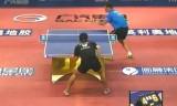 【卓球】 王励勤VS陳建安(準々)ハーモニーチャイナオープン2012