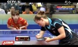 【卓球】 范瑛VSパルティカ(女)ハーモニーチャイナオープン2012