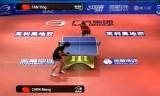 【卓球】 范瑛VS陳夢(準決勝) ハーモニーチャイナオープン2012