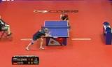 【卓球】 ズースVSクズミン チェコオープン2012