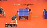 【卓球】 高木和卓VSズース(準決)チェコオープン2012