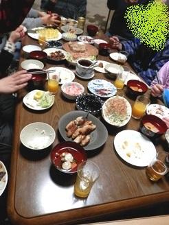 20140107おせち料理