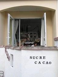 sucre cacao