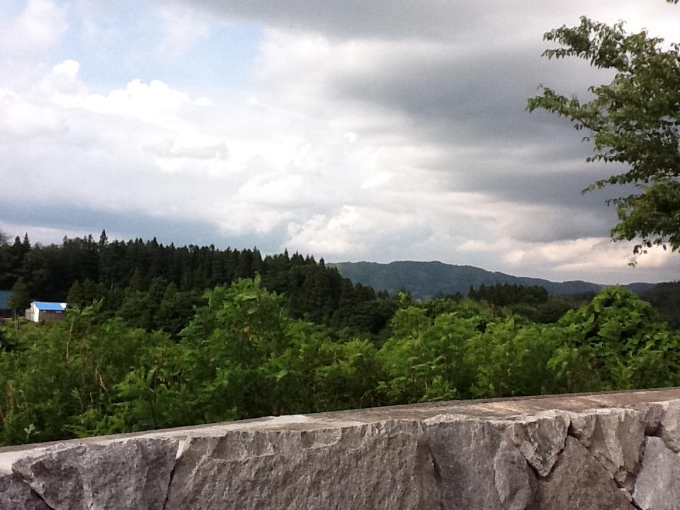 阿武隈高原