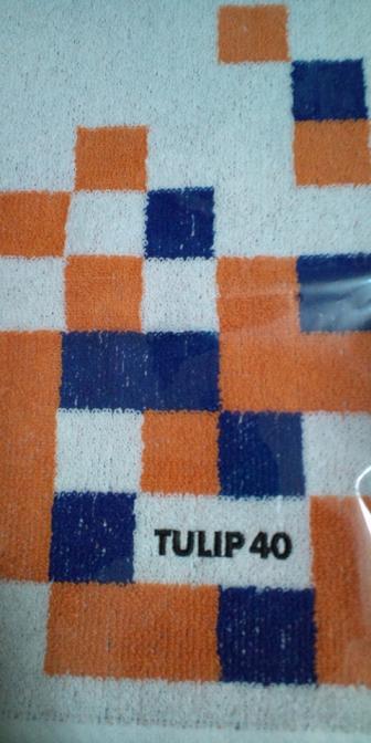 TULIP40周年記念タオル