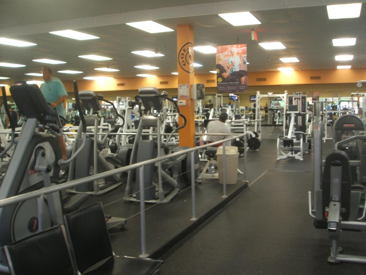 Gold S Gym Palm Beach Gardens