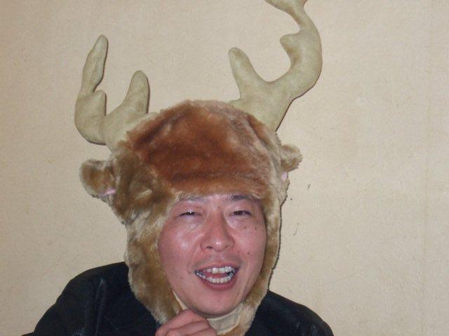 水出さん(鹿)