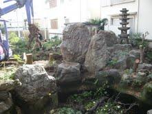 神田様池庭