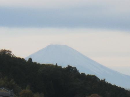 久し振りの富士山だね~!