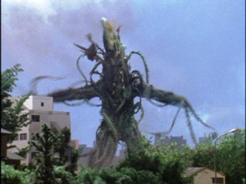植物もどき怪獣 ゾラ