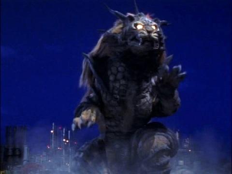 アルテスタイガー怪獣 イザク(イザクプラチアード)