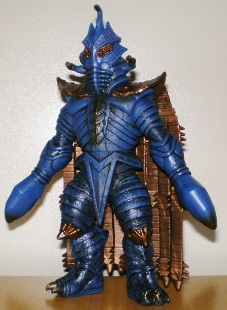 ウルトラ怪獣シリーズ ダークネスファイブセット テンペラー星人 極悪のヴィラニアス