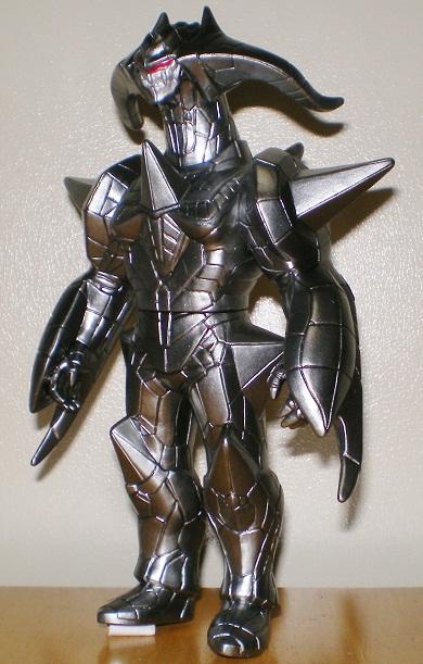 ウルトラ怪獣シリーズ ダークネスファイブセット グローザ星系人 氷結のグロッケン