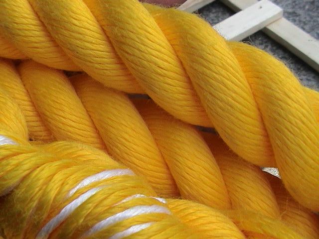 幸せの黄色いロープ